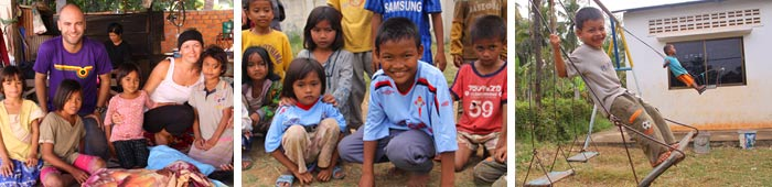 Proyecto solidario Camboya