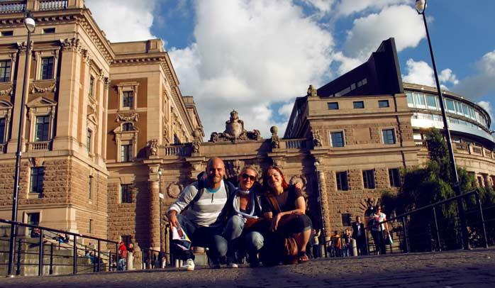 Estocolmo sin un duro