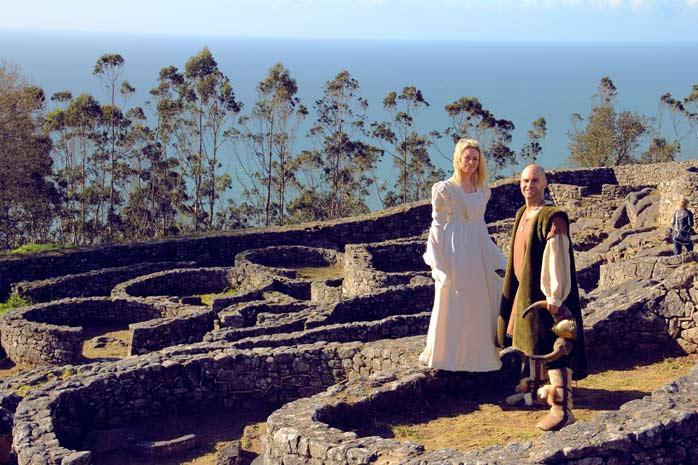 Boda Celta. Casarse por el rito Celta