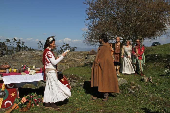 entorno-boda-celta. Boda Celta