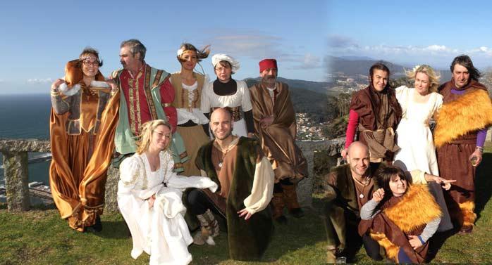 invitados-boda-celta-y-vestidos