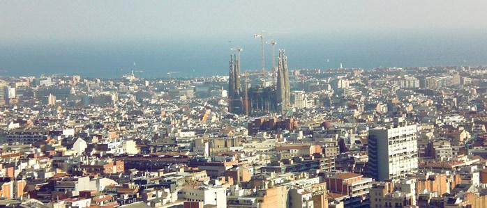 Tour por Barcelona día 2