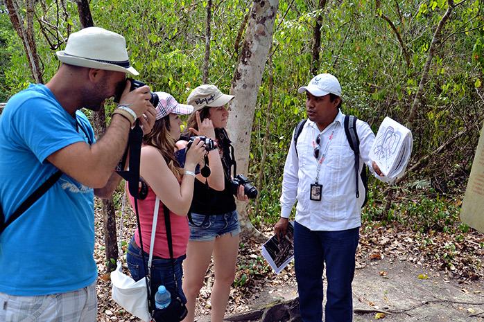 blogueros-en-calakmul