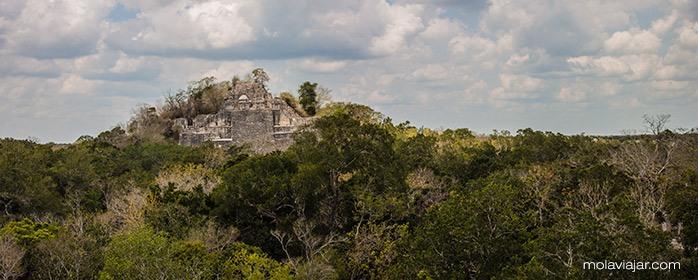 Zonas arquelógicas en México Calakmul y Balamkú – #AllMexicoTrip – Días 3-4