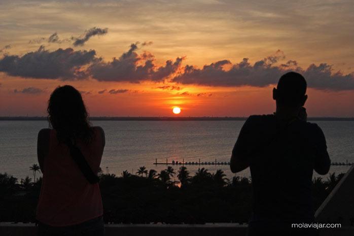 puesta-de-sol-cancun