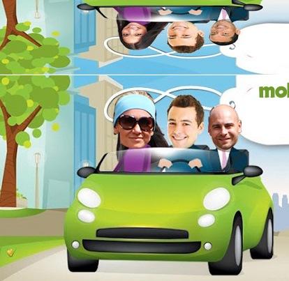 Viajar compartiendo coche