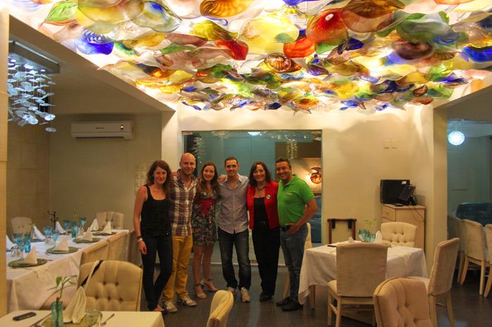 blogueros en mexico restaurante Ulua