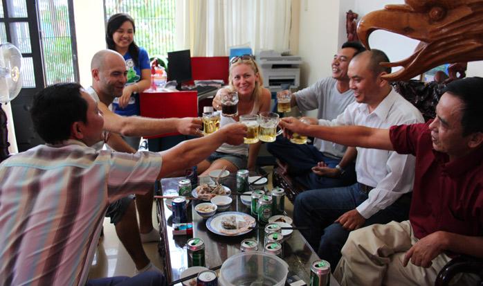 bebidas en vietnam