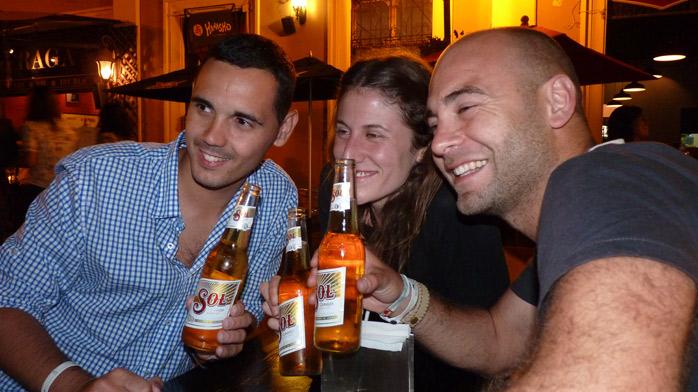 cerveza mexicana sol