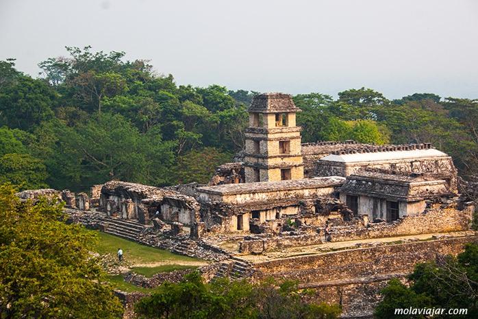 #AllMexicoTrip – día 10: zona arqueológica de Palenque