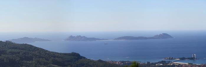 panoramica islas cies molaviajar