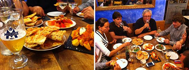 restaurante Lola Tapas de Tarragona