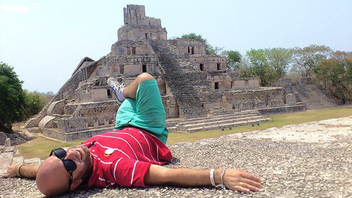 la mejor ruina maya de mexico