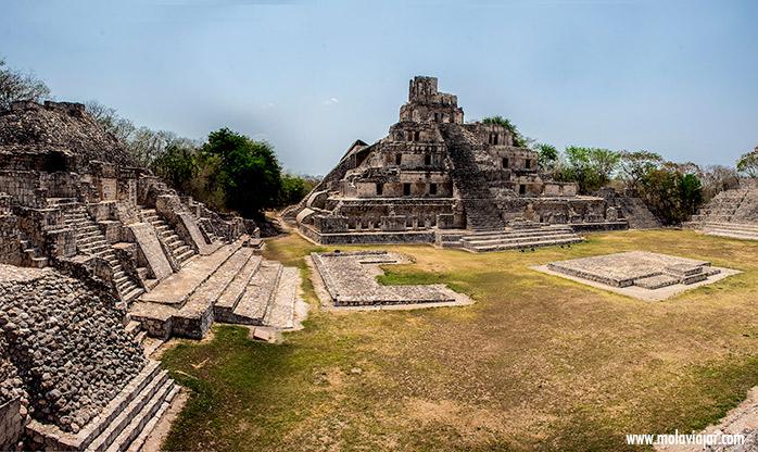 ciudades mayas mexico molaviajar