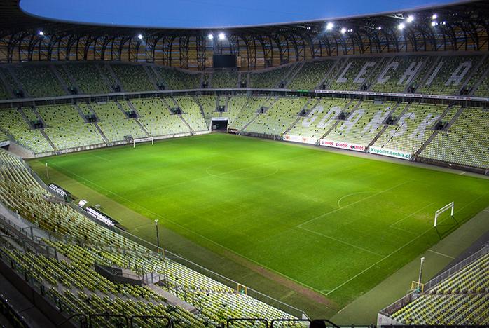tour en PGE Arena Gdansk