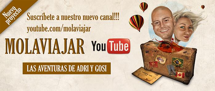 canal de viajes y humor youtube