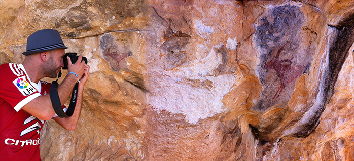 arte rupestre patrimonio