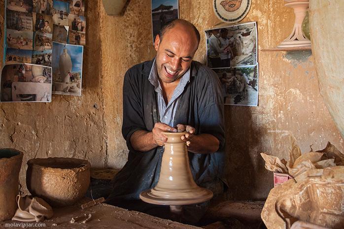 alfarero tunez molaviajar