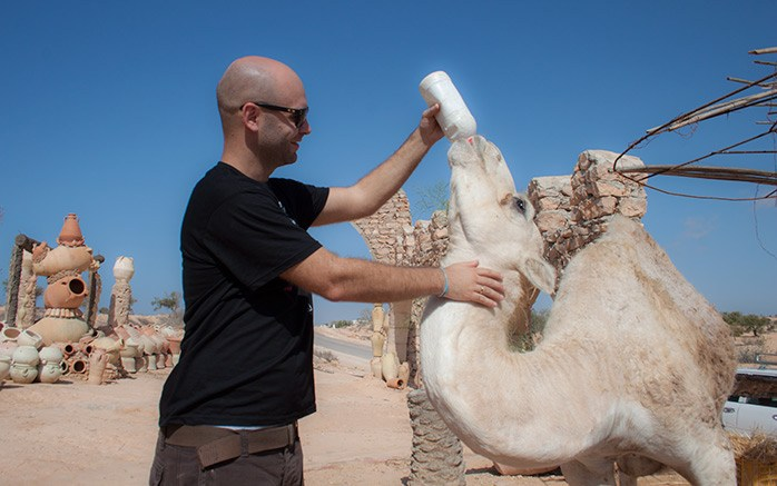 Recorriendo el desierto de Túnez (1/3)