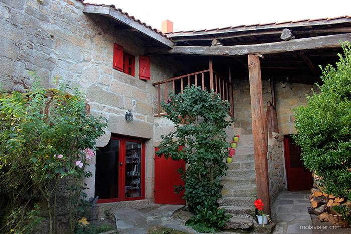 casa rural galicia