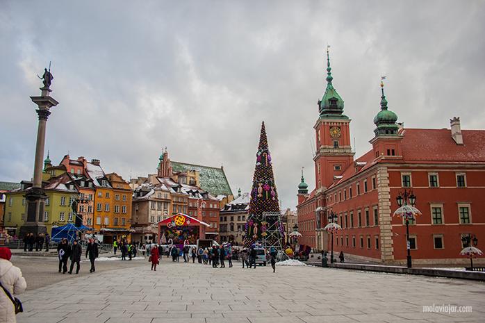 centro historico varsovia. Qué ver en Varsovia en un día