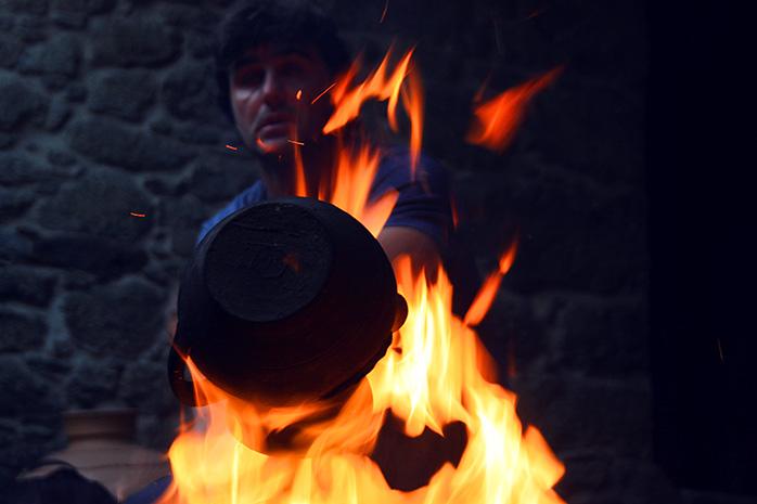 fuego rectoral de gundivos