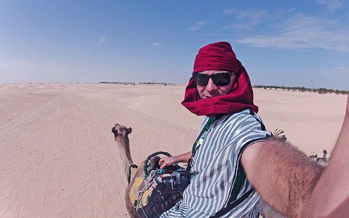 Actividades en el desierto de Tunez (2/3)