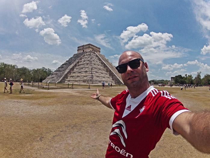 ruina maya mas visitada mexico