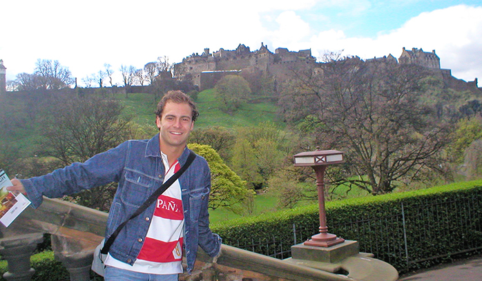 Aprender Ingles en Escocia