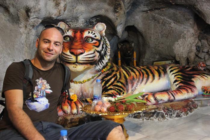 adri y el tigre krabi