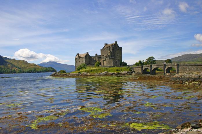 castillo Eliean Donan