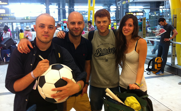 equipo hyunai en brasil youtubers