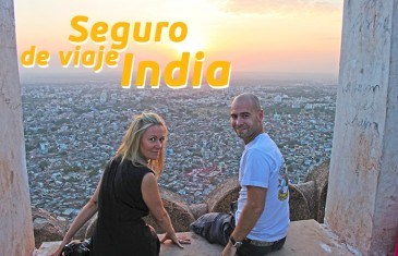 contratar seguro de viaje para india