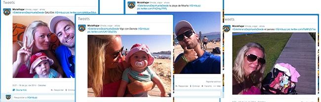 Selfie De Verano solidario | Grinbuzz