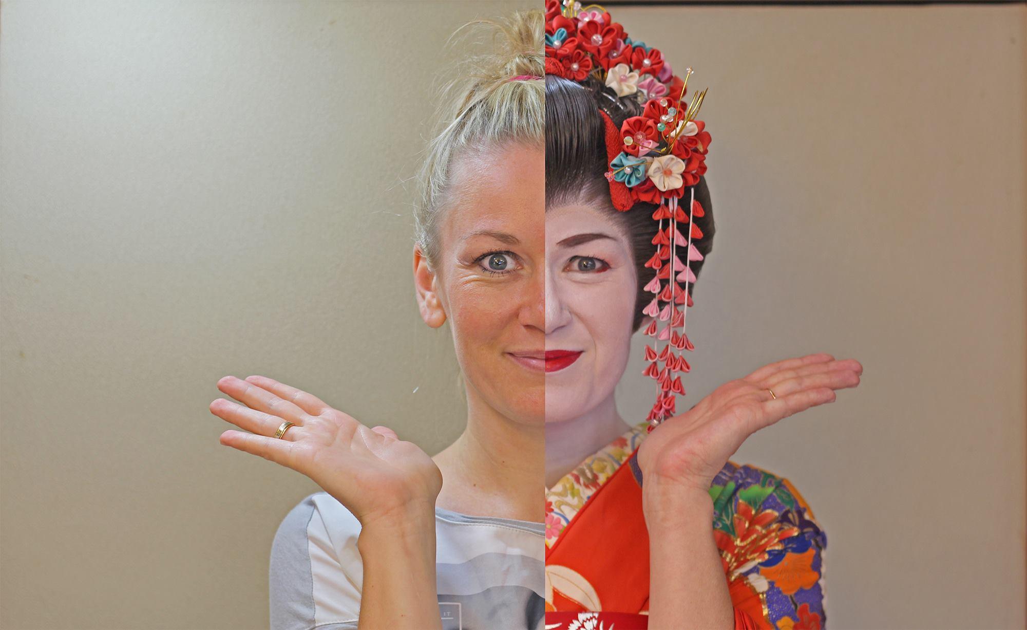 geisha en kyoto