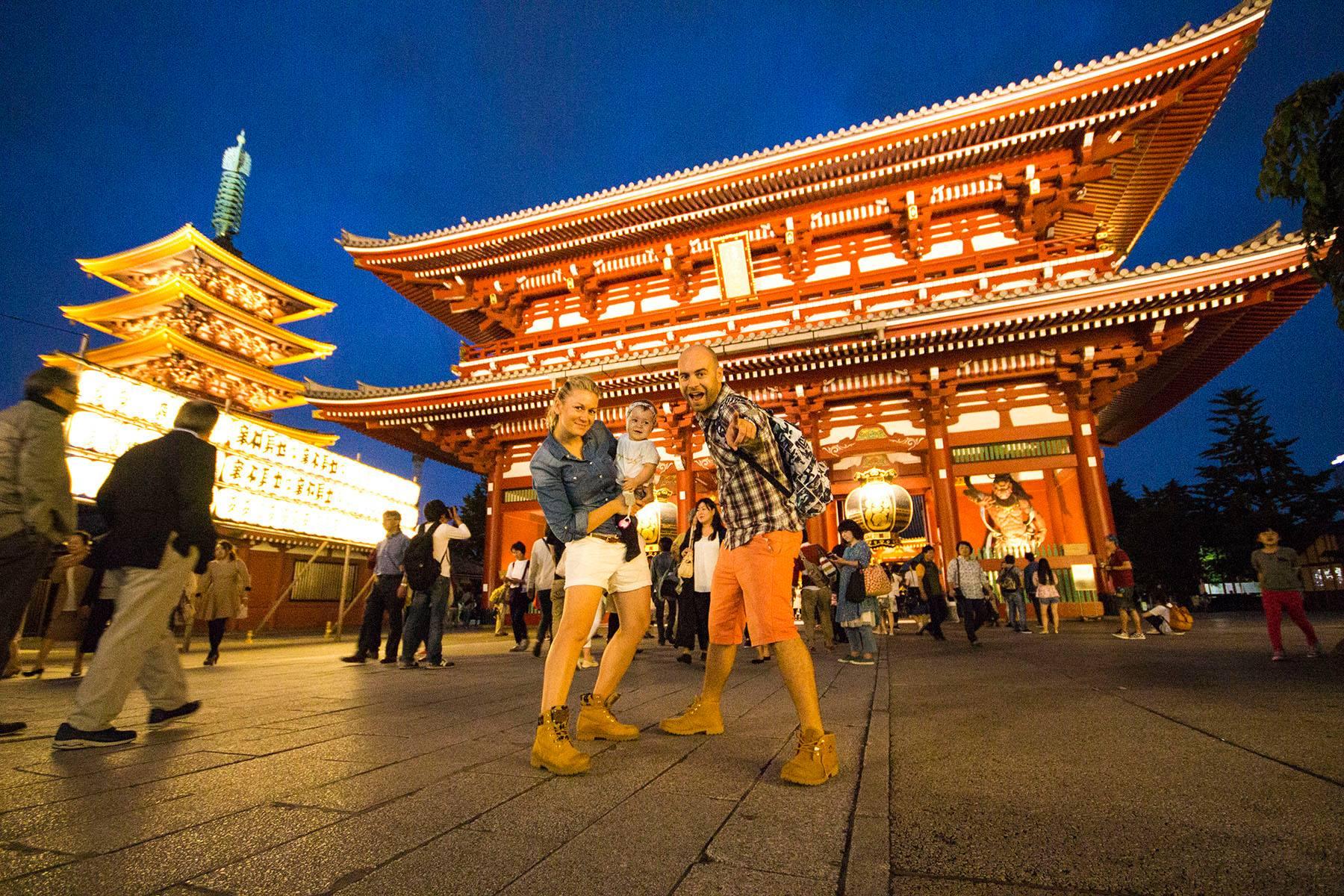5 mejores experiencias en Japón, Molaviajar