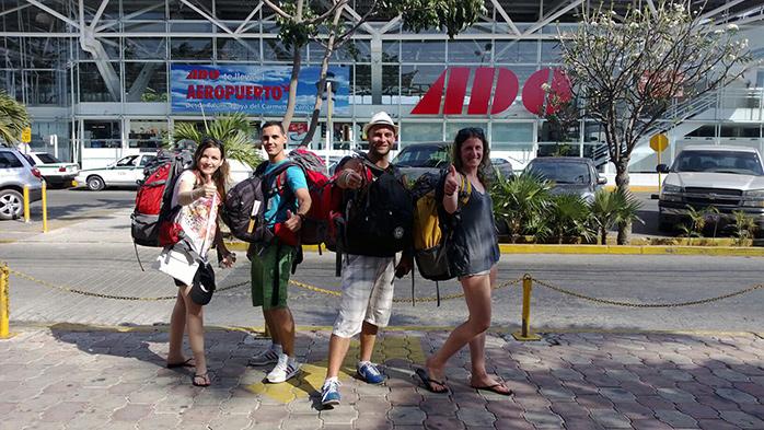 mochilas y maletas Totto
