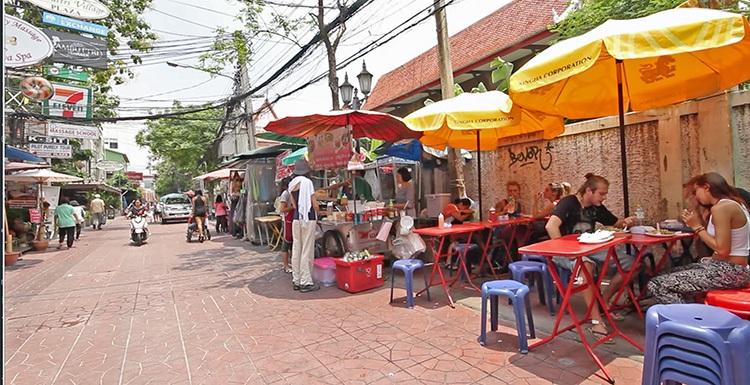 calle rambuttri bangkok