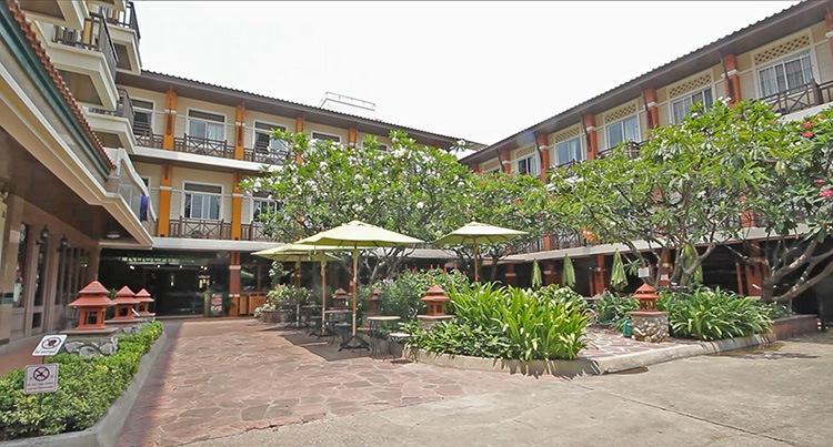 Donde Dormir en Khao San y precios
