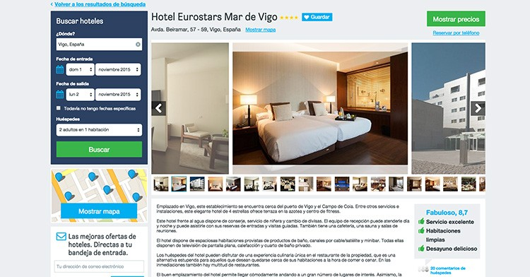 hotelscombined hoteles baratos