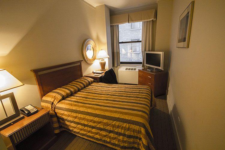 alojamiento nyc barato. el hotel más barato de Nueva York