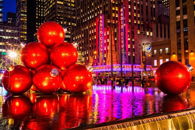 Diferentes celebraciones de Año Nuevo en Nueva York