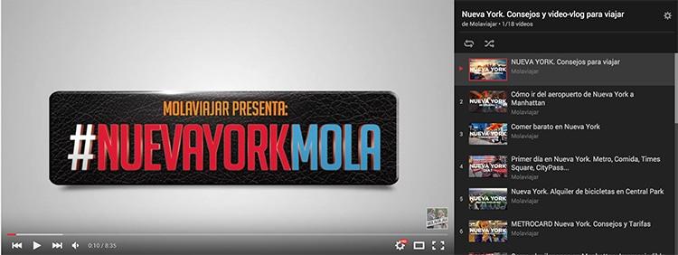 videos nueva york