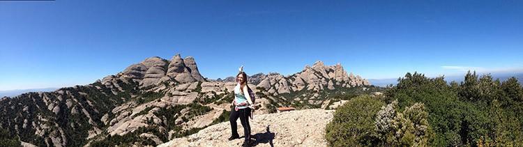 Montañas de Montserrat
