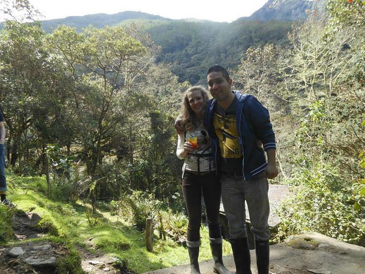 VALLE DEL COCORA en Colombia
