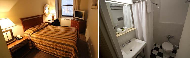 habitaciones hotel pennsylvania Nueva York