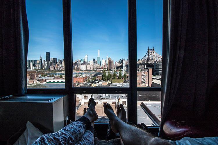 hotel z nueva York molaviajar