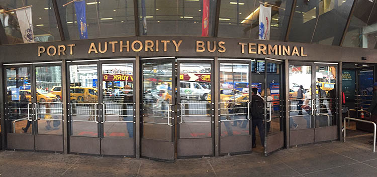 Port Authority Bus Terminal Ny To Jersey Gardens Best