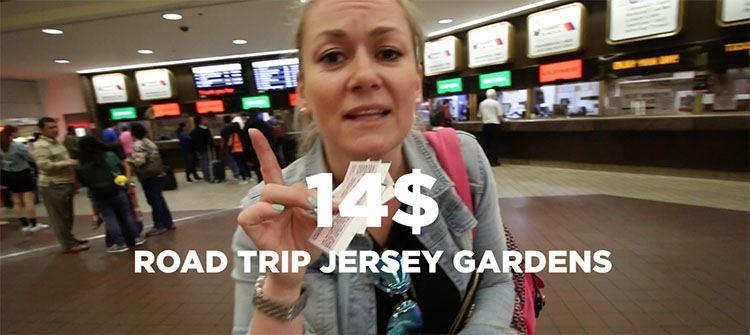 Cómo llegar al Outlet Jersey Gardens Nueva York