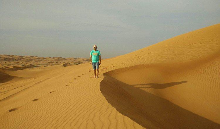 Safari por el desierto de Dubai en 4×4
